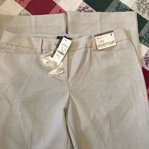 Boot cut 7th ave. Pant by New York &company